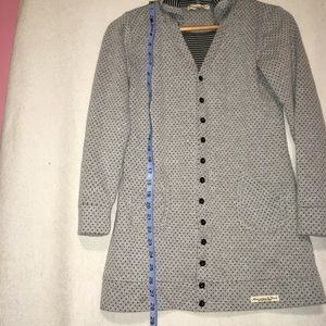 Abercrombie & Fitch Shirts & Tops - Abercrombie & Fitch Polka Dot Jacket